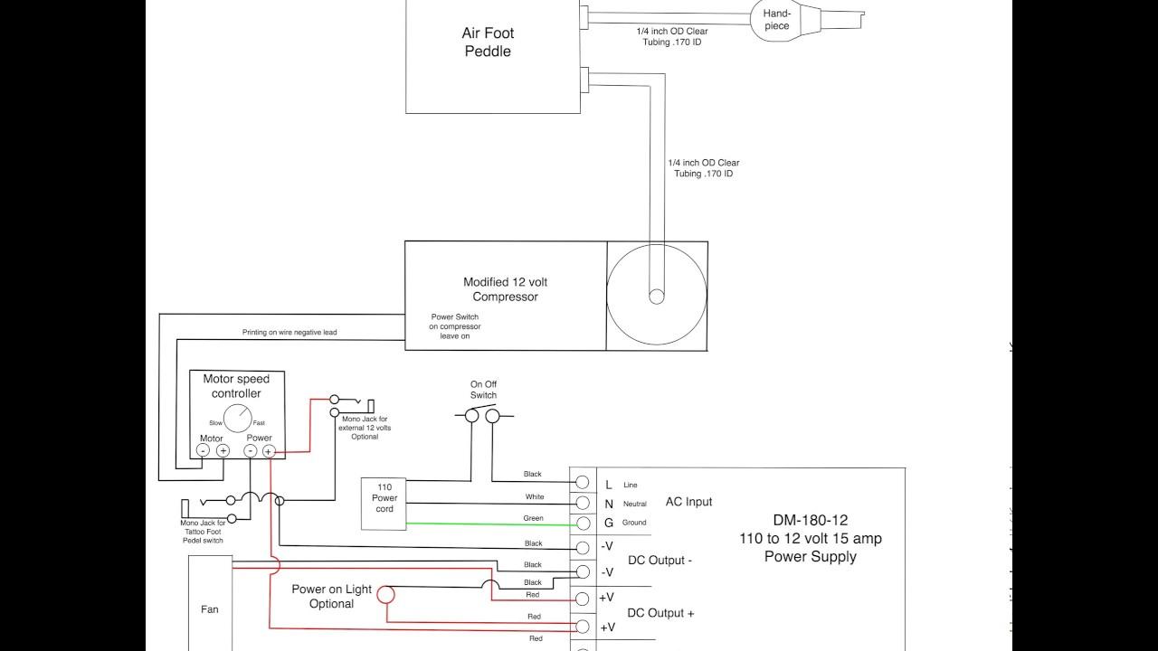 Homemade Hand Engraving Machine Wiring Diagram