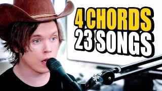 4 Chords, 23 Songs