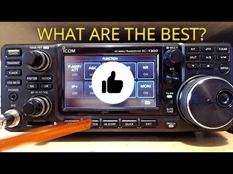 Best Icom 7300 Transmit Bandwidth TBW Settings