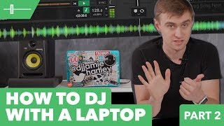 Beginner DJ Lessons - Phrasing Tutorial & Basic Mixing for DJs [Part 2/5]