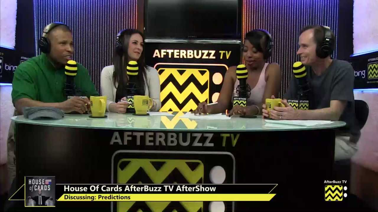 """Download House Of Cards After Show  Season 1 Episode 8 """" Chapter 8 """"   AfterBuzz TV"""