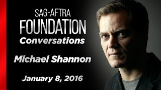 Conversations with Michael Shannon