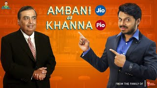 Frustrated Networks React To JIO Free Offers | Ambani vs Krazy Khanna | Chai Bisket