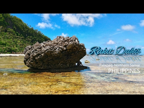 Summer Vacation at Rakit Dakit, Palapag, Northern Samar PH