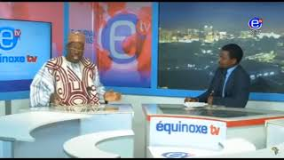 ANGLOPHONE JOURNALIST GRILLED  ISSA CHIROMA AT EQUINOXE TV ON SOUTHERN CAMEROON CRISIS