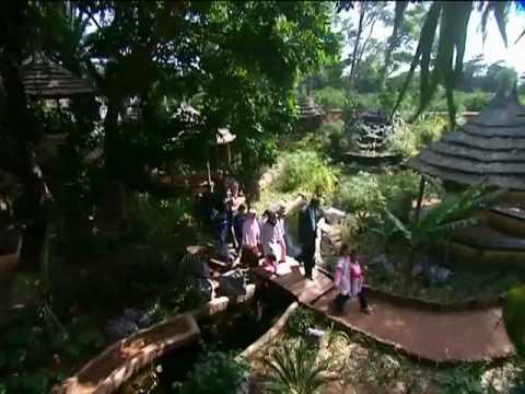 Jardins exotiques de bouknadel youtube for Jardin exotique