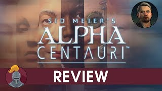 Sid Meier's Alpha Centauri Review thumbnail