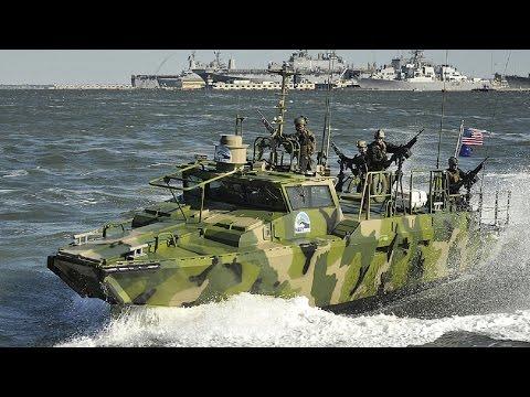 Riverine Command Boats Iran Seized