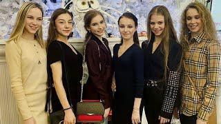 Щербакова Валиева Усачёва Хромых Узнали Стартовые номера на короткую программу ЧР 2021