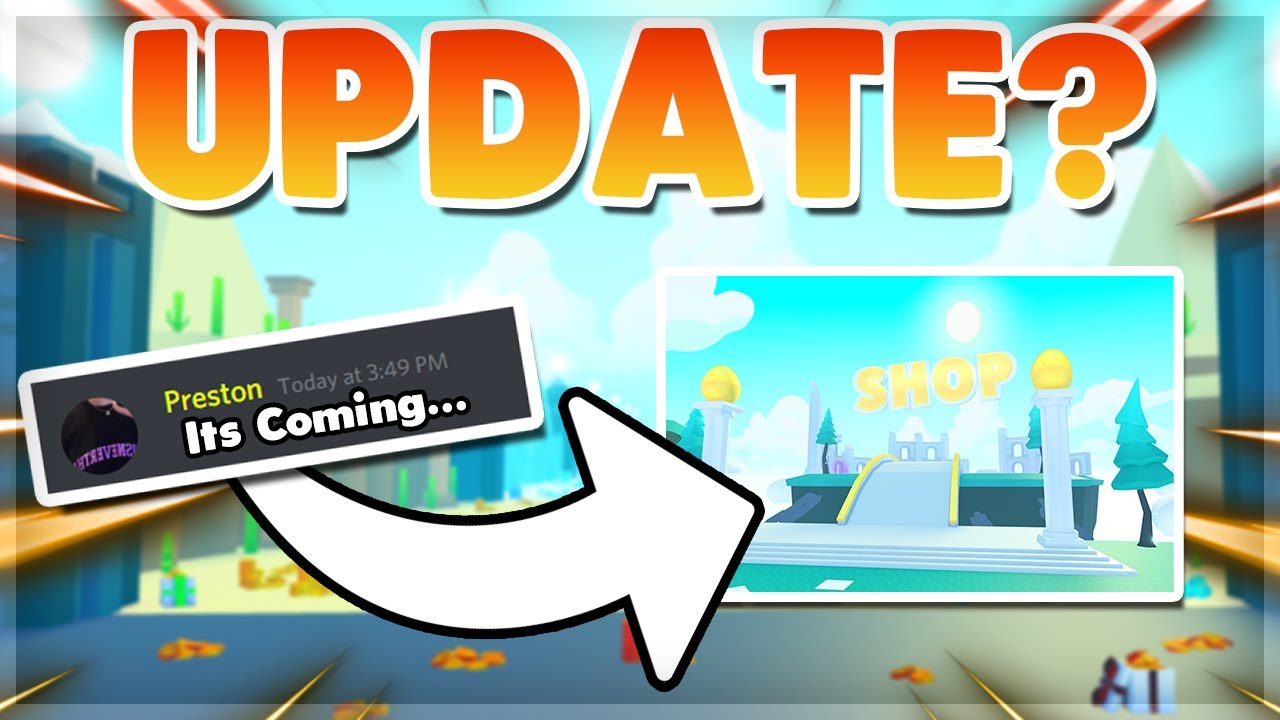 *NEW* PET SIMULATOR X UPDATE RELEASE DATE! MAP LEAKS! AND MUCH MORE!