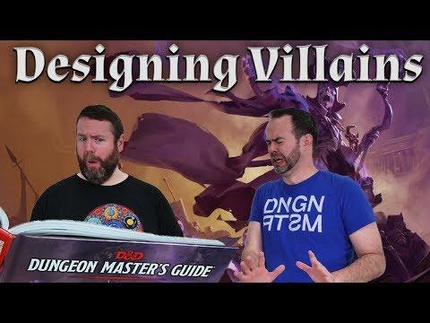 Villains: Design the Best Bad Guys in 5e Dungeons & Dragons - Web DM