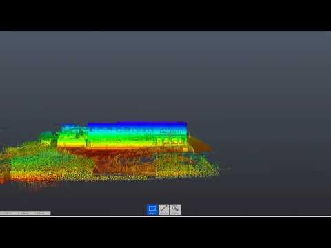 3D Lidar Scanning | Bryanston Asbuilt