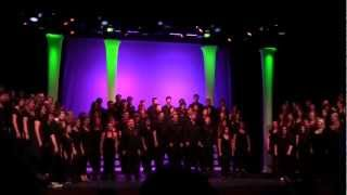 "Choral Highlights from Wicked - Marist College - ""Night on Broadway"" 2012"