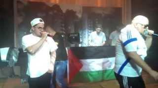 DCVDNS mit Celo & Abdi auf AkupunkTOUR im Melusina Luxembourg - Frankfurter Zoo live