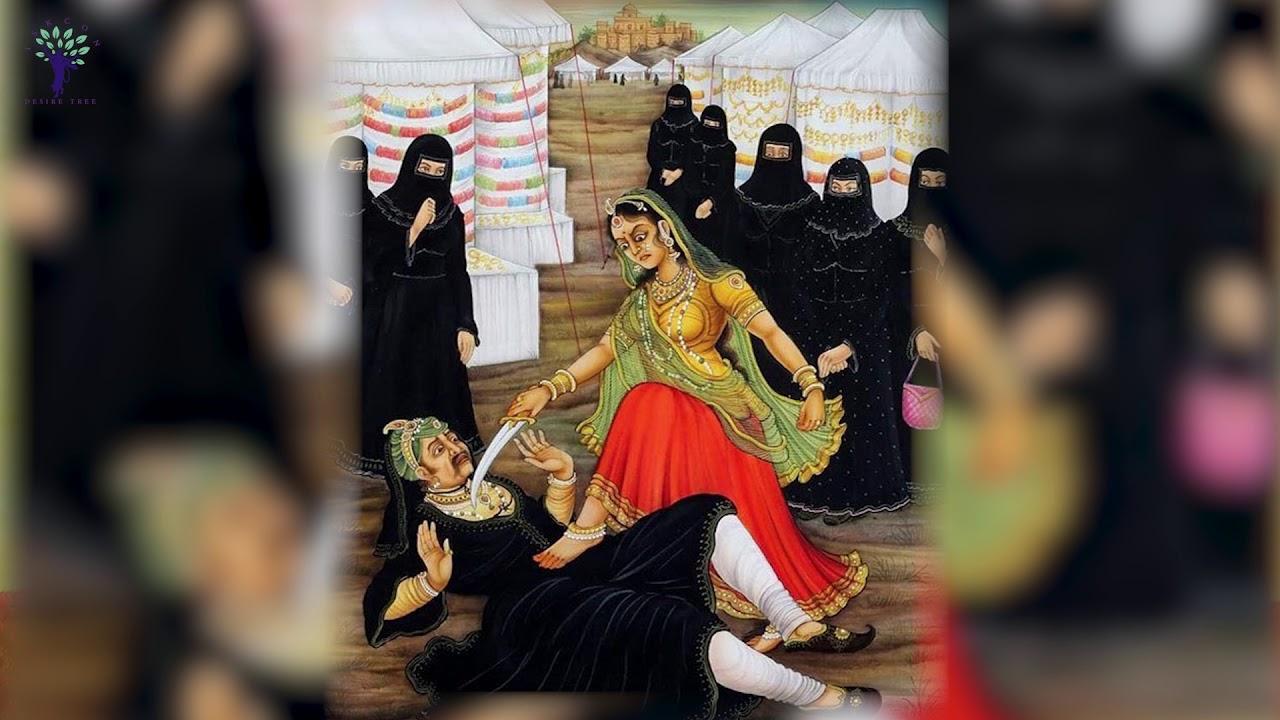 The Brave Lady from Bikaner - Kiran Devi by Namita Purohit - YouTube