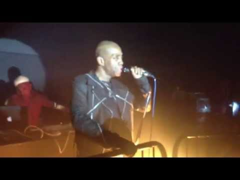 Frankie Knuckles Tribute by David Morales + Robert Owens Tears Live at NYC Down Low Glastonbury 2014