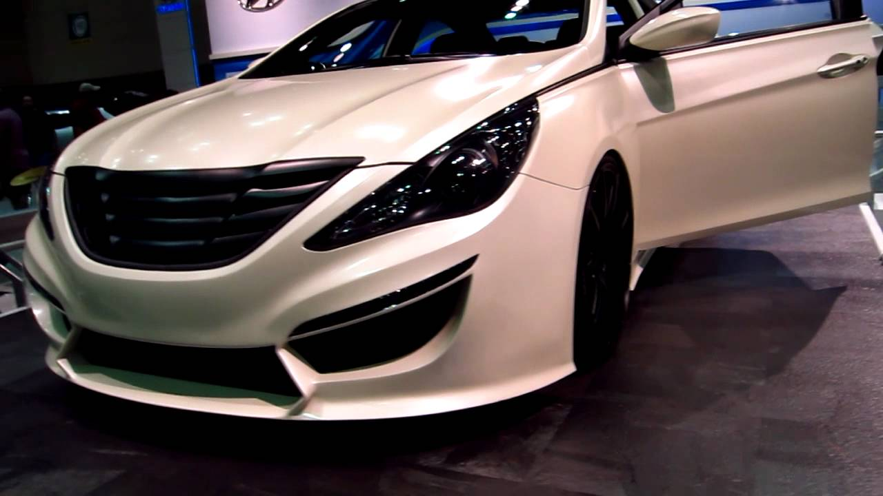 Up Close With Rides Hyundai Sonata 2 0 Turbo Hd Walk Around