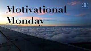 Motivational Monday 01 - Just Do It