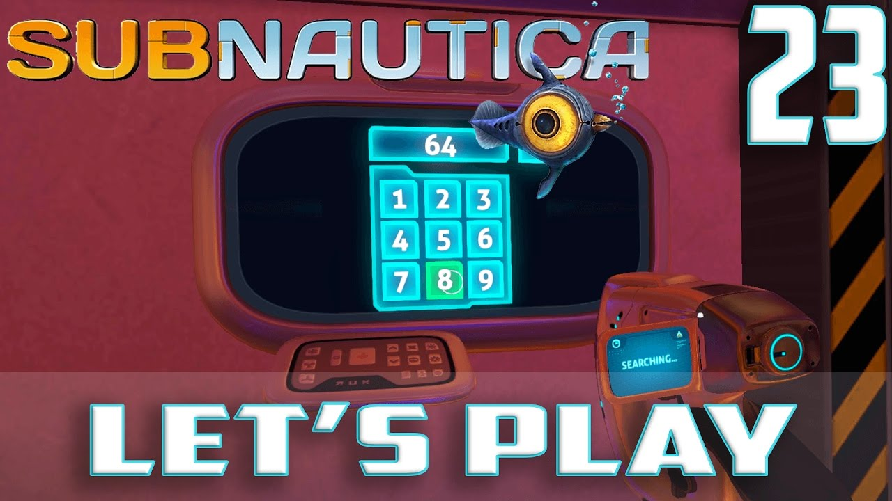 subnautica let 39 s play pc gameplay code trouble 39 s double checking youtube. Black Bedroom Furniture Sets. Home Design Ideas