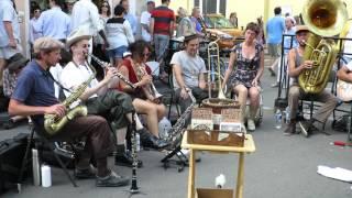 """Tuba Skinny - """"Sidewalk Blues"""" 4/11/14 @Royal St., FQF"""
