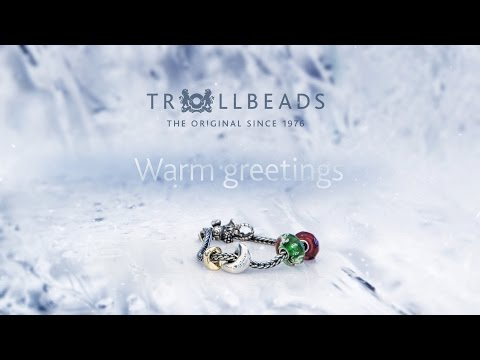 Warm Greetings Winter Collection 2015 by Trollbeads