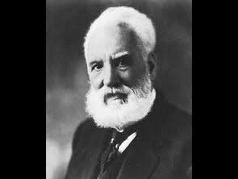 The Lost Interview of Alexander Graham Bell (1902)