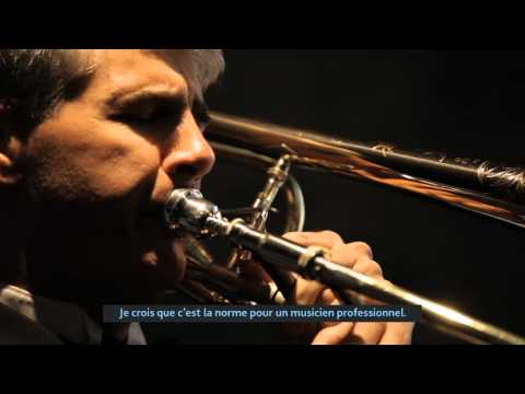 Connecting Musicians: Michael Thomson and Gwendolen Mary Hoebig  Une rencontre de musiciens