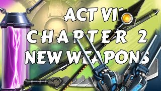 Shadow Fight 2: Act VII;Chapter 2: New Weapons