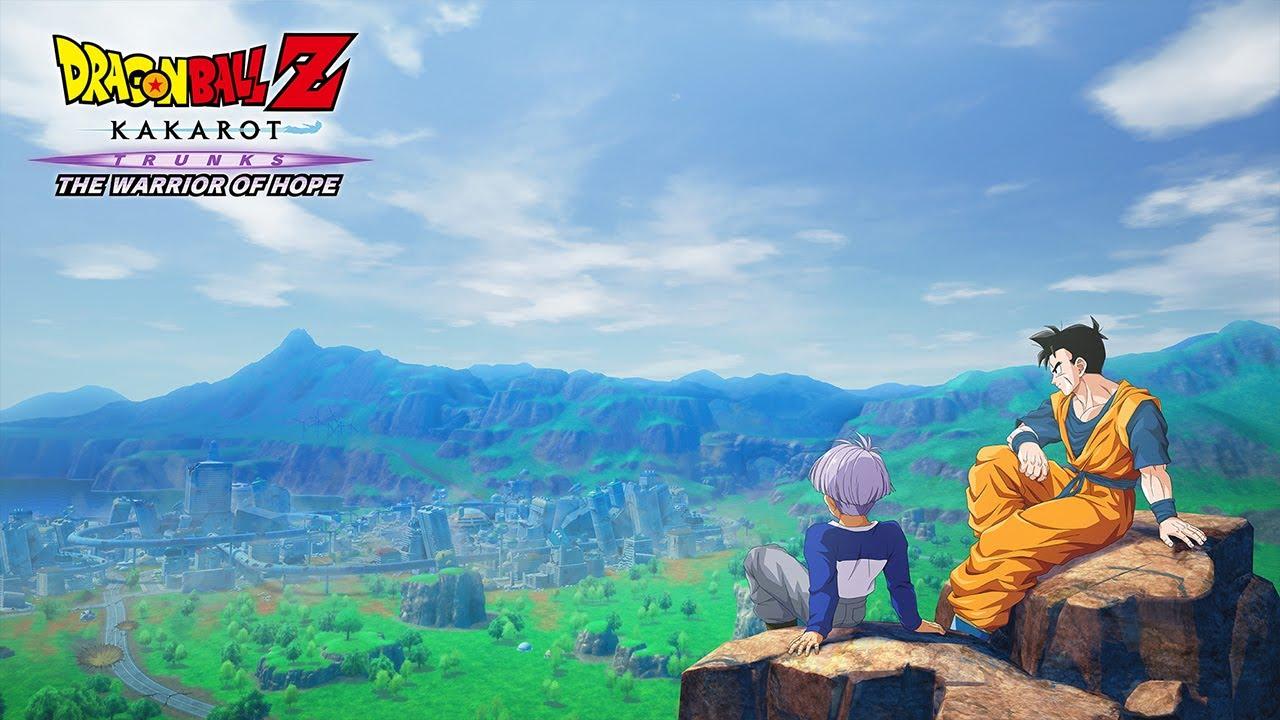Dragon Ball Z: Kakarot - Trunks the Warrior of Hope DLC Trailer - YouTube