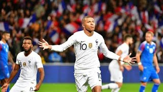 Francia VS Islandia 2-2 Resumen & Goles