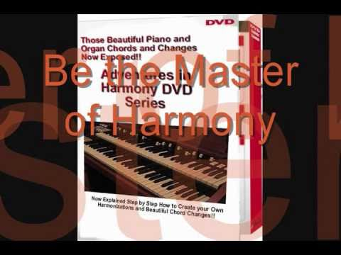 Learn Gospel Piano Jazz and Organ - Chords - YouTube