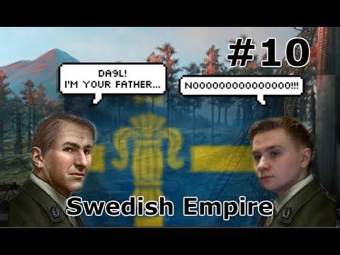 Hearts of Iron 4 - Road to 56 - Swedish Empire - Part 10