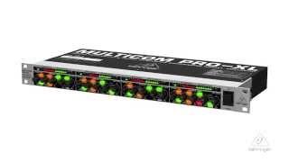 MULTICOM PRO-XL MDX4600 4-Channel Expander/Gate/ Compressor/Peak Limiter