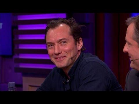 Halina Reijn speelt in toneelstuk met Jude Law! - RTL LATE NIGHT