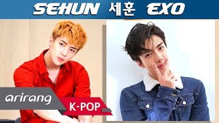 [Pops in Seoul] EXO Sehun(엑소 세훈)! What is his TMI?