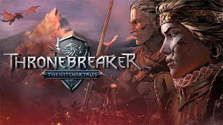 СТРИМ ► Thronebreaker: The Witcher Tales