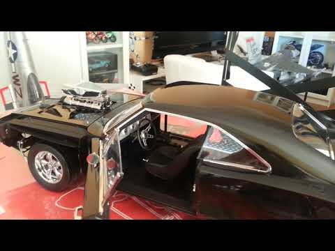Details about  /DeAGOSTINI Weekly DODGE CHARGER R//T 1//8 Scale No.30 ship from Japan