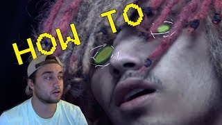 "Lil Pump ""D Rose"" (Shot by Cole Bennett) Editing React / Breakdown"