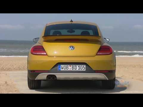 2017 Volkswagen Beetle Dune Review