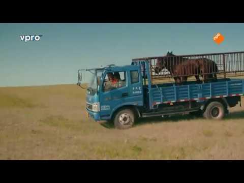 DOOR HET HART VAN CHINA aflevering 1 - Mijnen en woestijnen