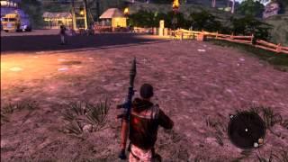 Mercenaries 2 Spare Parts Locations 01-35