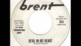 The Donays - Devil in his heart (1962)