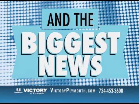 Victory Honda of Plymouth Big Thing