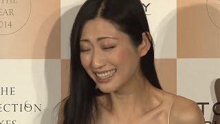 タレントの壇蜜さんが、目元が魅力的で印象的な女性に贈られる「アイ・...