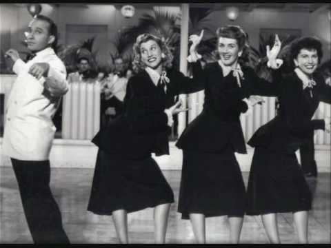 Is You Is Or Is You Ain't My Baby by The Andrews Sisters with Bing Crosby W/ Lyrics