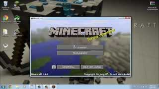Descargar e Instalar Minecraft 1.8