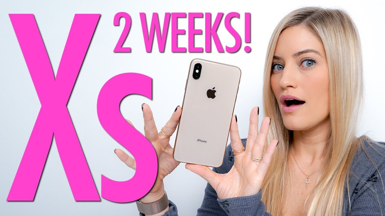 Two Weeks with iPhone Xs! Beauty Gate! Charge Gate?!