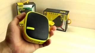 ОБЗОР: Громкая Портативная Bluetooth Колонка с FM Радио RB-X2