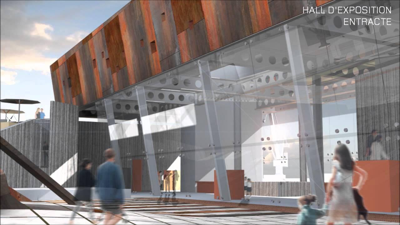Ensa Paris Val De Seine [concert hall of trendy musics / gdansk/ nowy-port/ poland/szańca  zachodniego] [adamski nicolas]