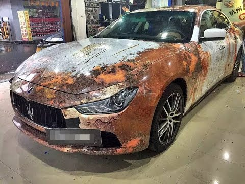 Best Cheap Auto Paint Job